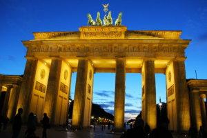Nemački jezik-Brandenburška kapija
