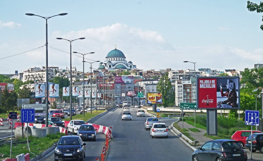 Beograd. Srpski za strance.