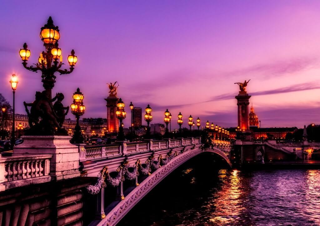 Paris. Francuska
