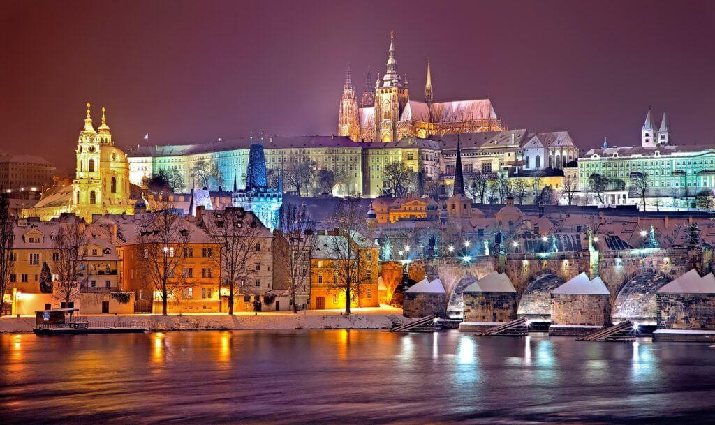 Prag. Kurs češkog jezika