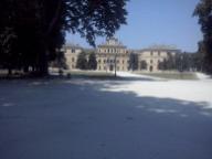 Grad Parma u Severnoj Italiji